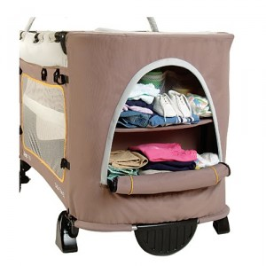 Jeep Trek Easy Travel Playard Storage