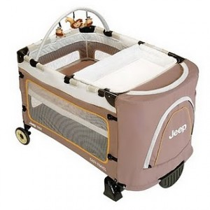Jeep Trek Easy Travel Playard