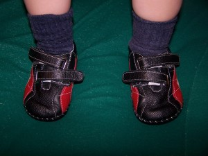 Pediped Shoes Feb. 2010