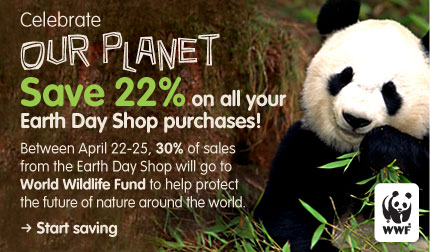 Walgreen's Earth Day Sale
