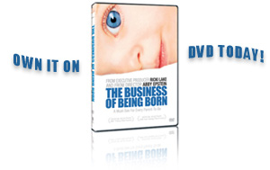 Business of Being Born dvd