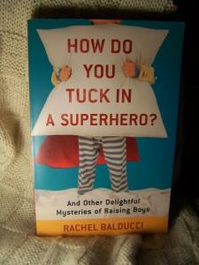 How do you Tuck in a Superhero