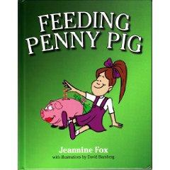 Feeding Penny Pig