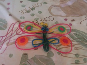 Bendaroos Butterfly