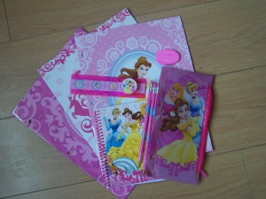 Disney Princess Supply Kit