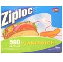 Ziploc Sandwich