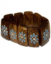 blueflowerbracelet