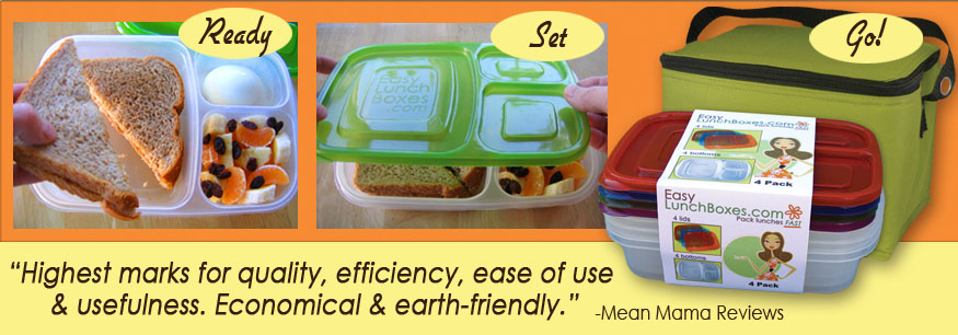 Easy Lunch Boxes 1