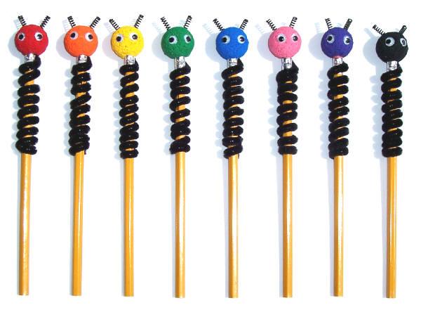 Pencil Bugs