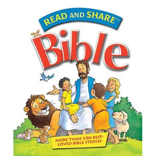 Faith and Family ReviewsRead and Share Children's Bible - Faith ...